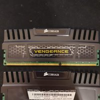 Corsair XMS3 Vengeance 8GB (2x4GB) / 1600MHz / DDR3 / CL8