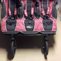 Babyjogger trippelvagn