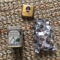 Amber Musk Jamid non alcoholid solid perfume