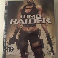 Tomb Raider underworld tv-spel till PS3