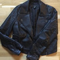 'Leather' Jacket