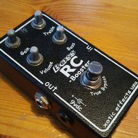 Xotic efeccts Bass RC Booster