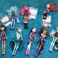 Barbie dockor - monster high