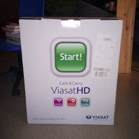 Viasat HD cash & carry