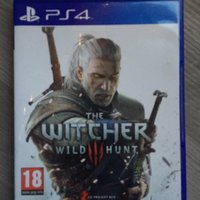 The Witcher (wild hunt)