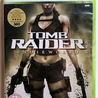 Tomb Raider; Underworld