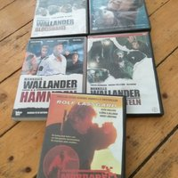 Wallander dvd filmer