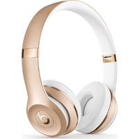 Beats Solo 3 Wireless on-ear hörlurar (guld)