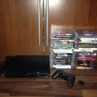 Playstation 3 500gb 38 spel