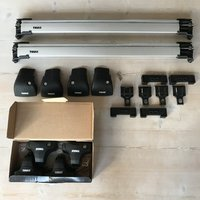 Thule Rapid System 754 + Fit Kit 1571