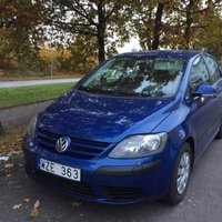 vw golf plus 2006 1,6 fsi