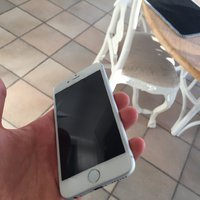 Iphone 6 silver/vit 16gb