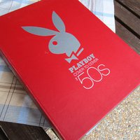 PLAYBOY cover to cover 50-talet