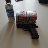 Smith and wesson soft air gun