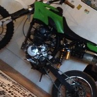 Cross/fiddy 250cc