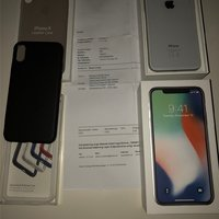 iPhone X 256Gb olåst