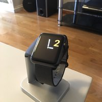 Apple watch hållare