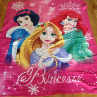 Original Disney Princesse fleece filt