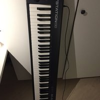 Keystation 88 MIDI-Keyboard