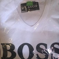 Vit Hugo boss T-shirt