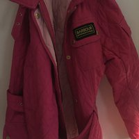 Barbour,rosa/cerise