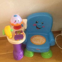 kids chair lightening and singing for 70SEK