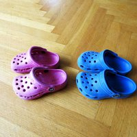 Crocs/Foppatofflor