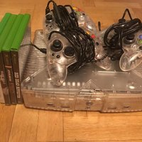 XBOX crystal limited edition