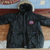 Canada Goose Expedition Parka (storlek large)