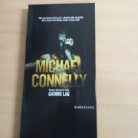 Michael Connelly gatans lag ljudbok