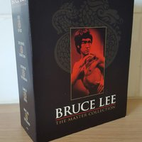 Bruce Lee - The Master Collection  (5-DVD BOX)