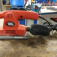 Black & decker slipmaskin