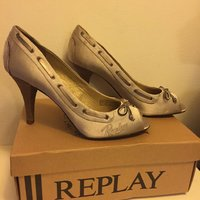 Peep toe pumps från Replay stl.38