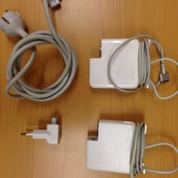 Apple Macbook laddare, magsafe 1 & 2. 45W &60W