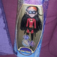 Limited edition Disney princess superhjältarna the incredibles violet hjältinna docka