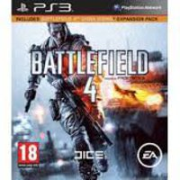 Battlefield 4 ( China Rising ) ps3