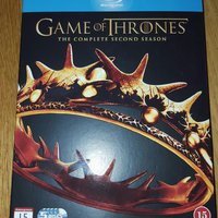 Säsong 2 game of thrones