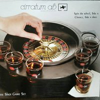 Roulette Shot Game Set