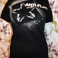Ny! T-shirt - Anti-Flag - Rock/Band/Metal