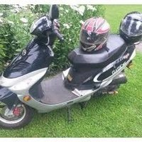 Moped tms 50cc