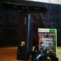 Xbox 360 med kinect