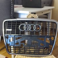 Audi A6 2008 S-line grill