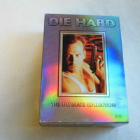 Die Hard The Ultimate Collection. Dvd-box. Ej Regionsfri
