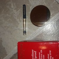 Nytt Clarins Paris waterproof gel eyeliner.svart.