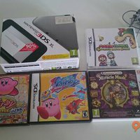 Nintendo 3DS XL + spel