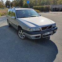 Volvo xc70 2.5 Cross Contry 00 lågmil