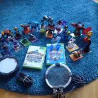 Skylanders Giants & Trapteam säljes Xbox360