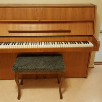 Piano. Great condition.