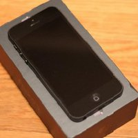 Iphone 5 16 GB Svart