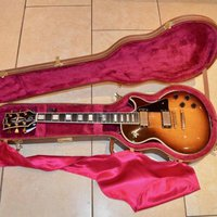1988 GIBSON LES PAUL CUSTOM